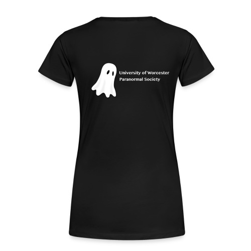 University of Worcester Paranormal Society (Women's) - Women's Premium T-Shirt