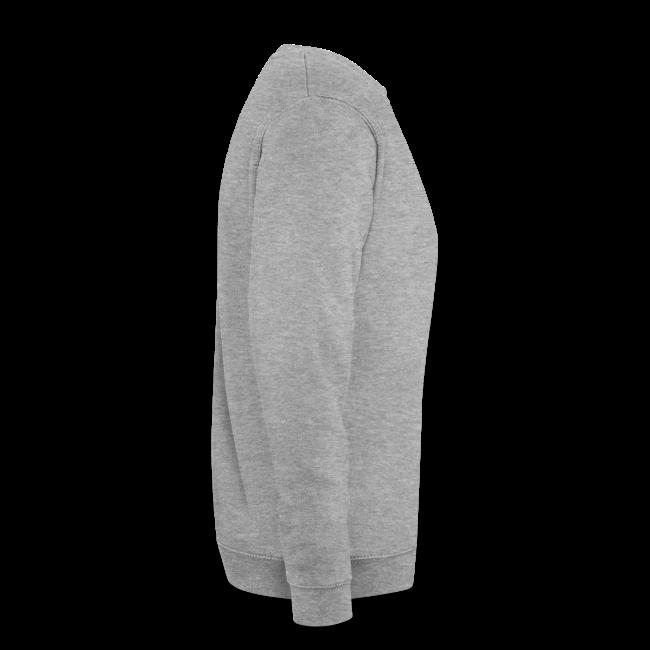 The White Cosmonaut (Men's sweatshirt)