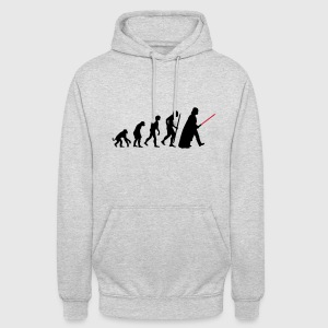 Evolution  lightsaber Hoodies & Sweatshirts - Unisex Hoodie