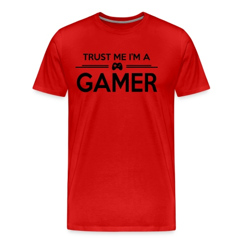 Mens Trust Me,I'm a Gamer Tee - Men's Premium T-Shirt