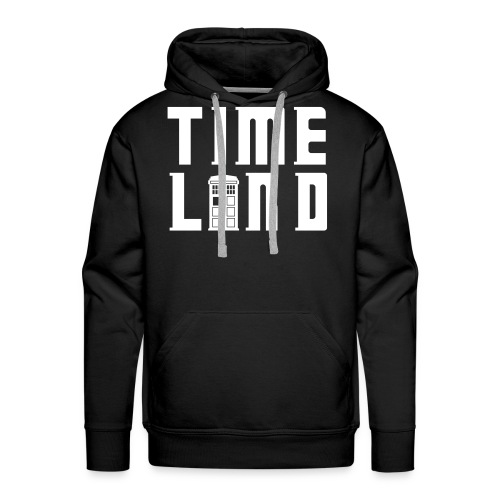 Time Lord - Mens - Men's Premium Hoodie