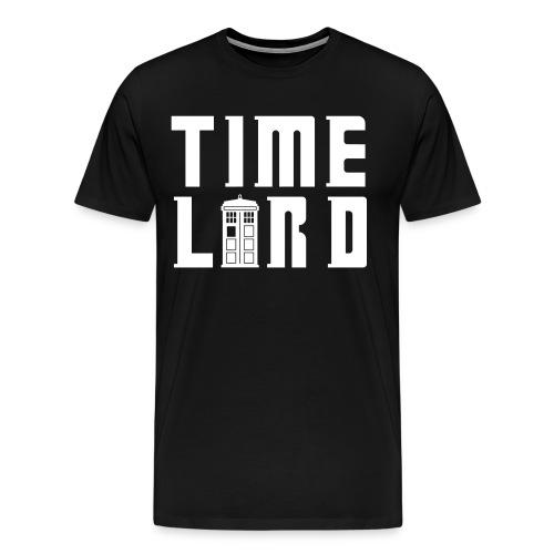 Time Lord - Mens - Men's Premium T-Shirt