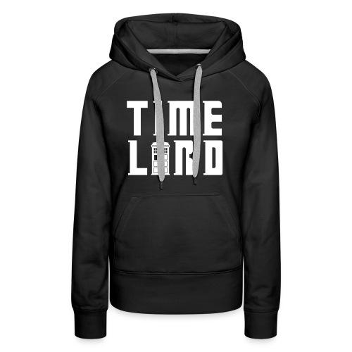 Time Lord - Womens - Women's Premium Hoodie