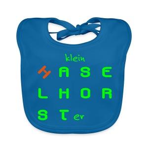 Latz Haselhorst - Baby Bio-Lätzchen