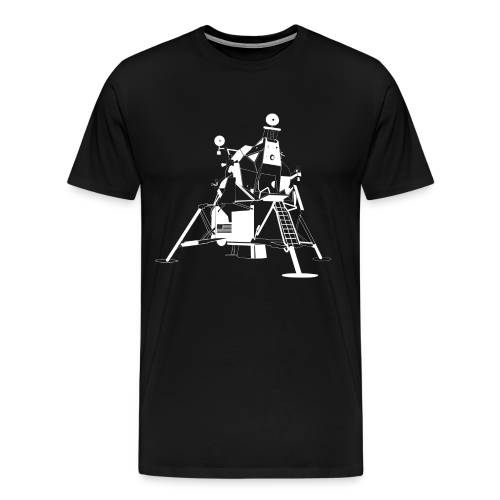 The First Flag (Men's premium short) - Men's Premium T-Shirt