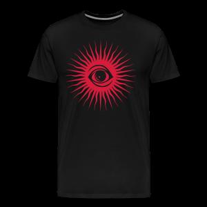 RED SUN T-SHIRT - Men's Premium T-Shirt