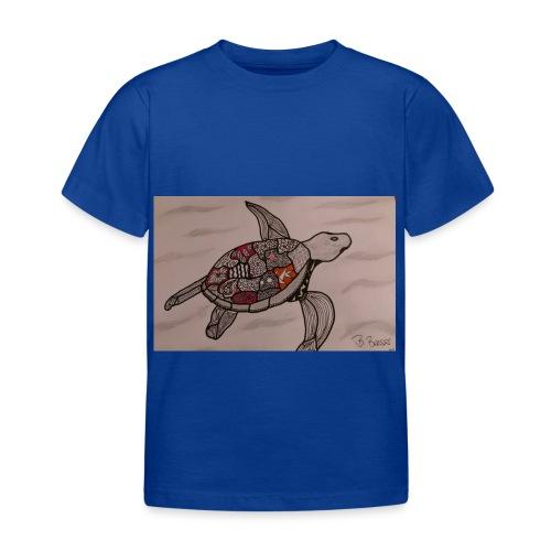 Meine kleine Schildkröte - Kinder T-Shirt