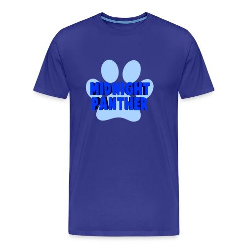 Midnight Panther Official T-Shirt - Men's Premium T-Shirt