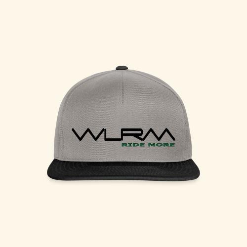 WLRM Logo Hat - Snapback Cap