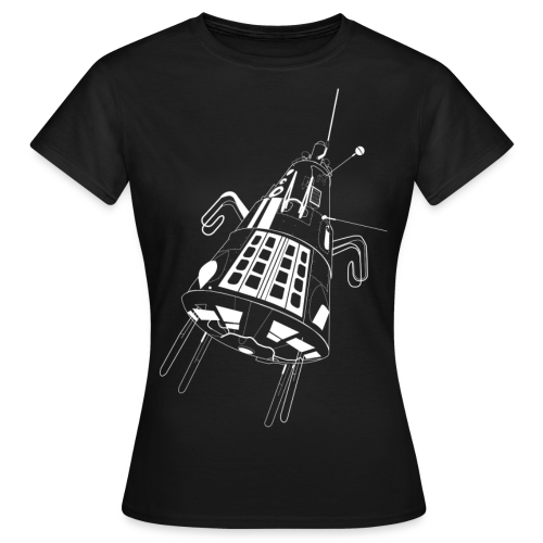 Sputnik 3 (Women's short) - Women's T-Shirt