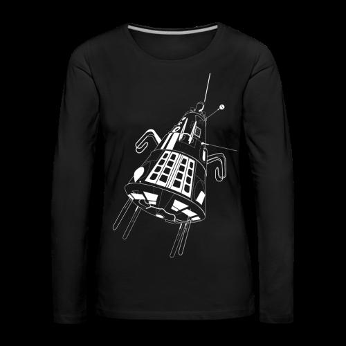 Sputnik 3 (Women's premium long) - Women's Premium Longsleeve Shirt