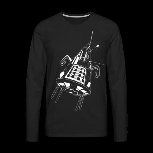 Sputnik 3 (Men's premium long) - Men's Premium Longsleeve Shirt