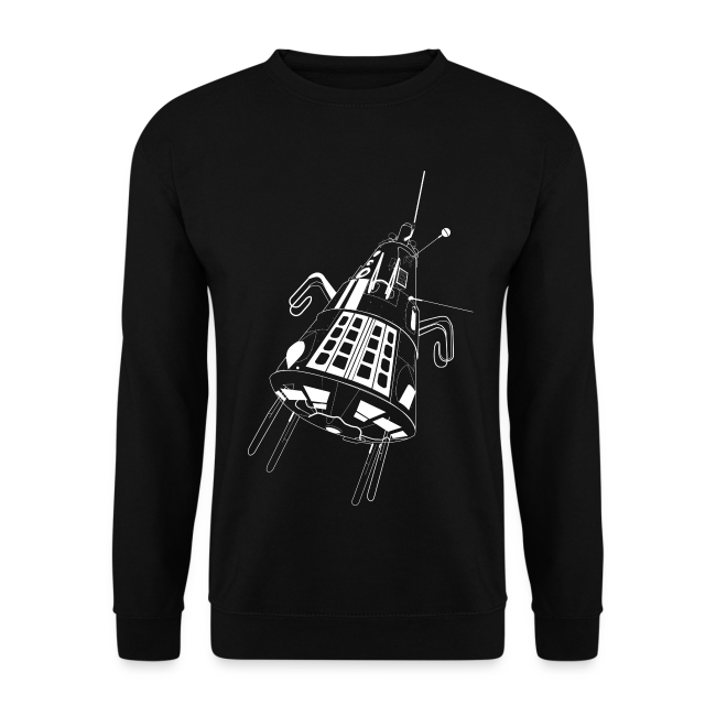 Sputnik 3 (Men's sweatshirt)
