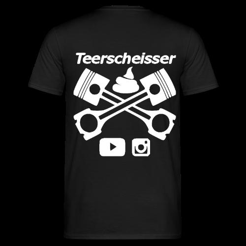 Teerscheisser T-Shirt - Männer T-Shirt