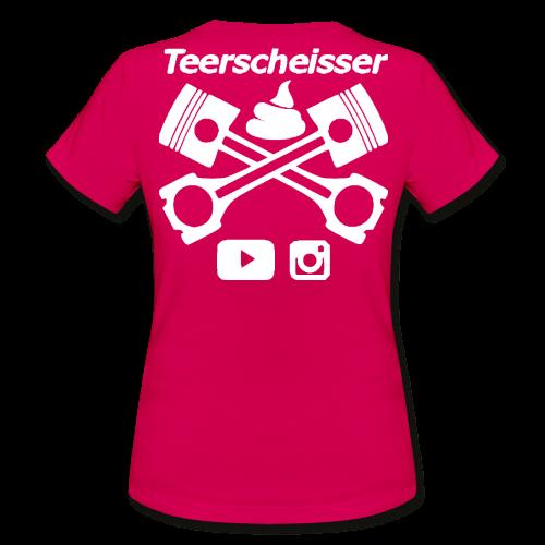 Teerscheisser T-Shirt - Frauen T-Shirt