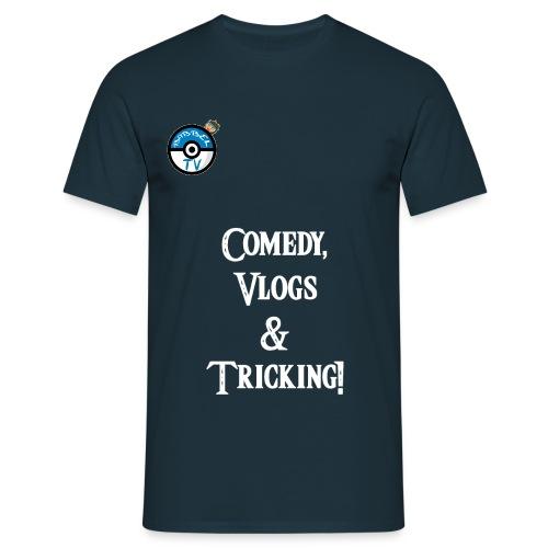 Offizielles Babbel-TV Youtuber Trikot! - Männer T-Shirt