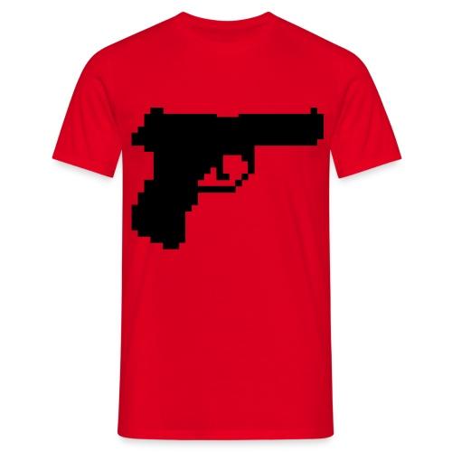 Kill All Pixels! - Mannen T-shirt