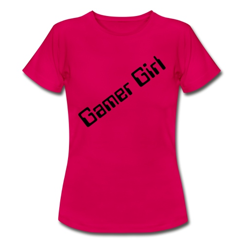 Gamer Girl T-Shirt - Frauen T-Shirt