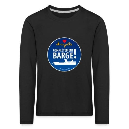 Mayotte Complètement barge - T-shirt manches longues Premium Enfant