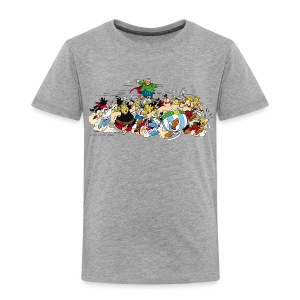Asterix & Obelix attack Kid's T-Shirt - Kids' Premium T-Shirt