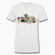 Asterix & Obelix attack Men's T-Shirt