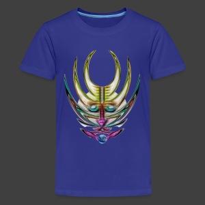 One Of The Gods - Teenage Premium T-Shirt
