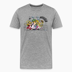 Asterix & Obelix brawl Men's T-Shirt