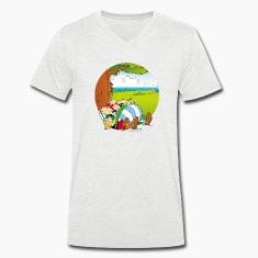 Asterix & Obelix are sleeping Men's T-Shirt