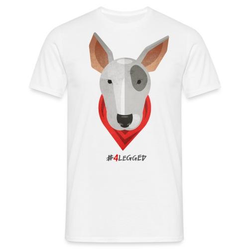 Bull Terrier - Maglietta da uomo