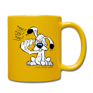 Asterix & Obelix Troubadix Rock'n' Roll Mug - Tasse en couleur