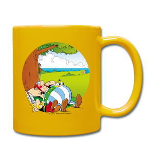 Asterix & Obelix are sleeping Mug - Tasse en couleur