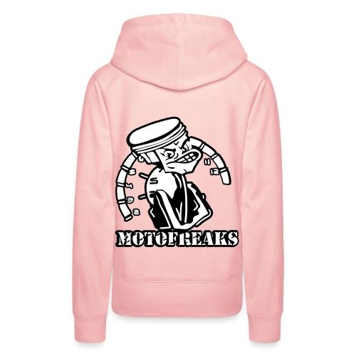 Motofreaks Hoodie - Frauen Premium Hoodie