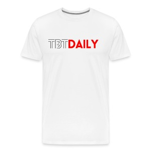 Men's TBT Daily Premium T -Shirt - Men's Premium T-Shirt