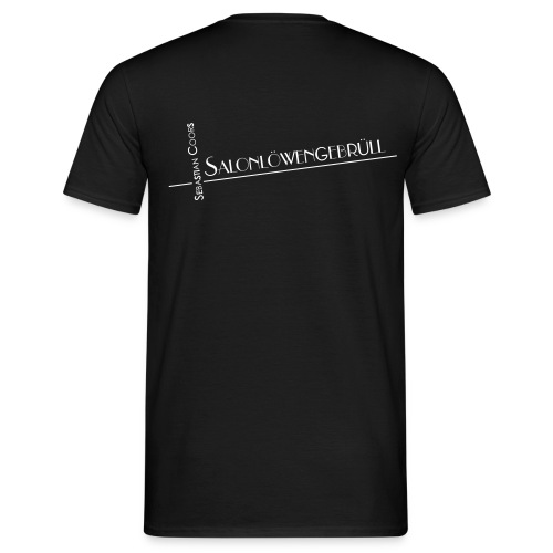 Original Salonlöwengebrüll T-Shirt - Männer T-Shirt
