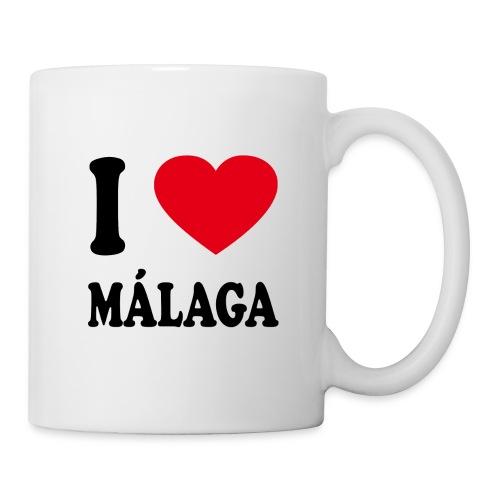 I love Malaga - Tasse