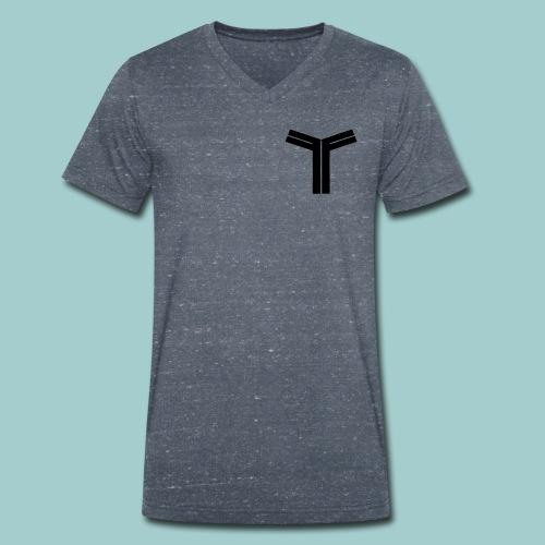 Regular YelloH t-shirt - Männer Bio-T-Shirt mit V-Ausschnitt von Stanley & Stella