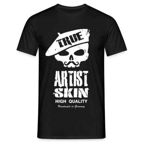 True Artist Skin Herren T-Shirt - Männer T-Shirt