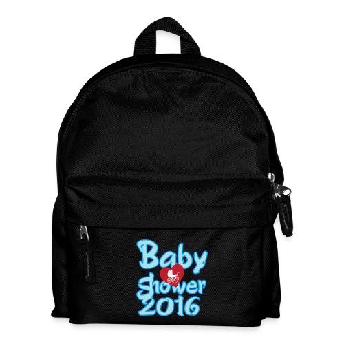 Baby shower 2016 Boy! - Kids' Backpack