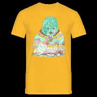 T-Shirts ~ Men's T-Shirt ~ Spaghetti time