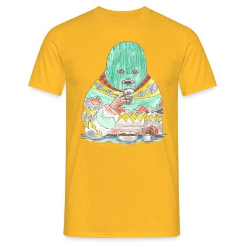 Spaghetti time - Men's T-Shirt