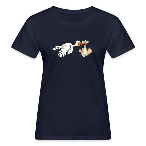 Baby attendance - Women's Organic T-Shirt