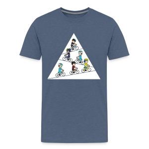 Mini Climbers - Teens - Teenage Premium T-Shirt