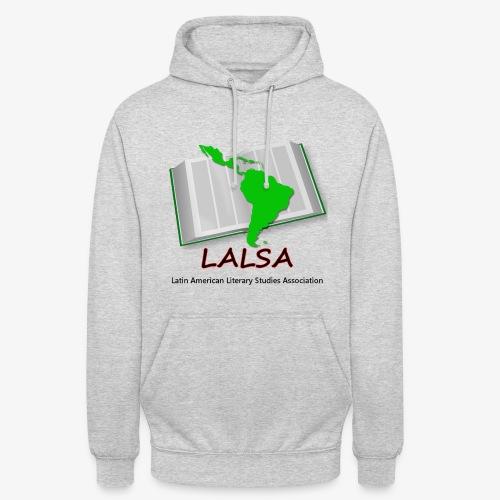 LALSA Hoodie w/Dark lettering - Unisex Hoodie