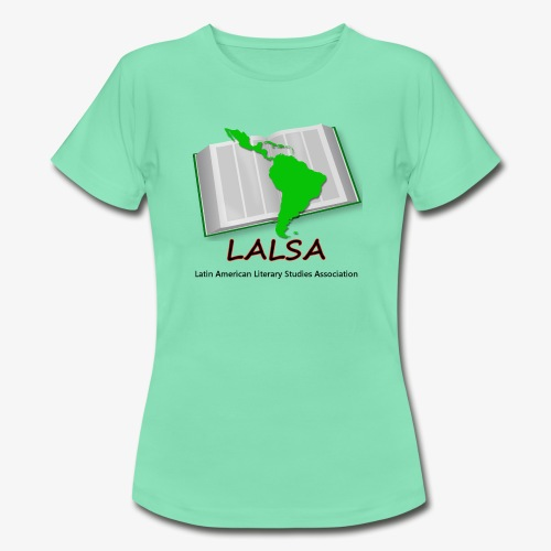LALSA Women's T-shirt w/Dark lettering - Women's T-Shirt