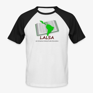LALSA 'Baseball' T-shirt w/Dark lettering - Men's Baseball T-Shirt