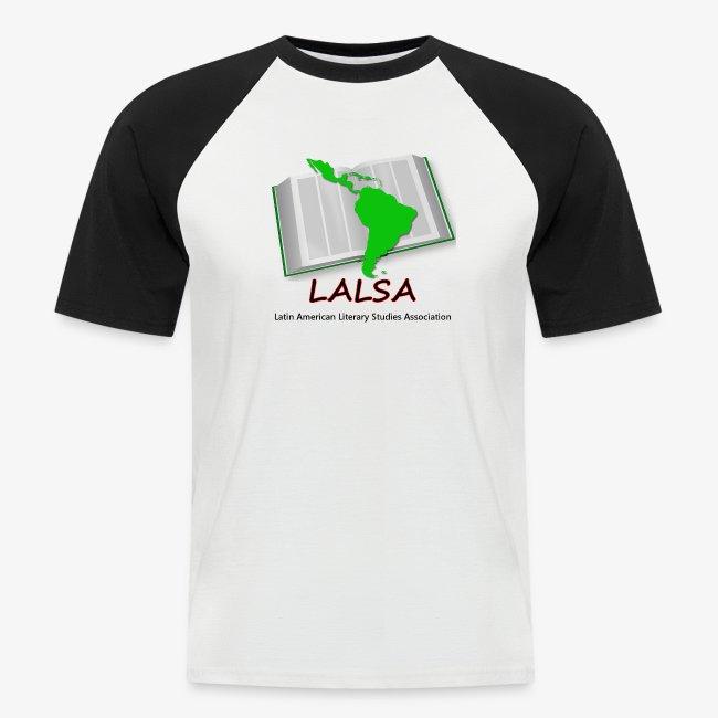 LALSA 'Baseball' T-shirt w/Dark lettering