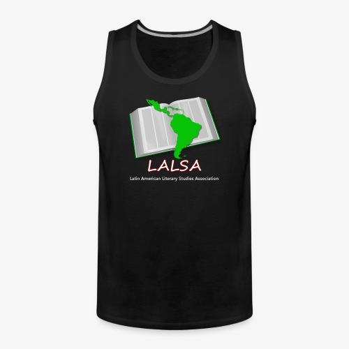 LALSA Mens Tank Top - Men's Premium Tank Top