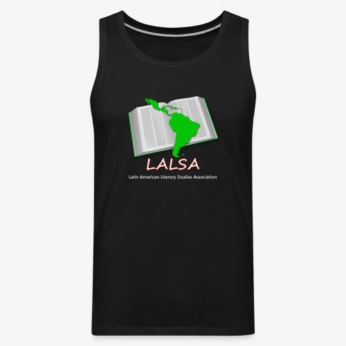 LALSA Mens Tank Top - Men's Premium Tank Top