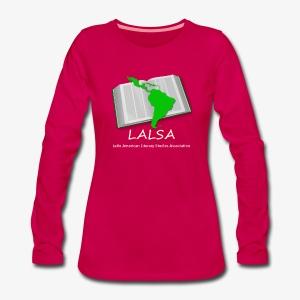 LALSA Longsleeve Women's Shirt - Women's Premium Longsleeve Shirt