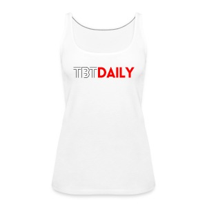 Women's Basic TBT Daily Vest - Women's Premium Tank Top